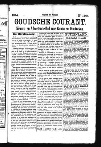 Goudsche Courant 1874-01-16
