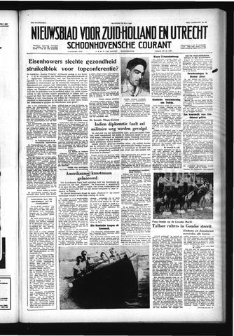 Schoonhovensche Courant 1958-07-28