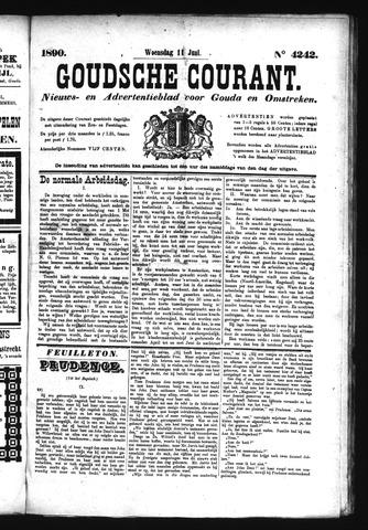 Goudsche Courant 1890-06-11