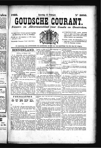 Goudsche Courant 1893-02-25