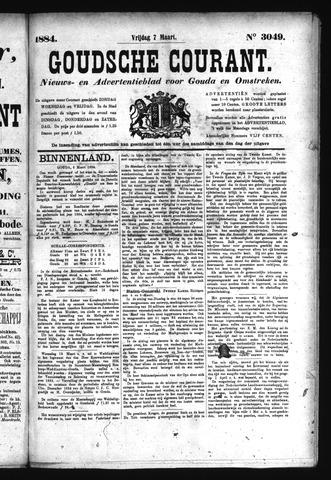 Goudsche Courant 1884-03-07