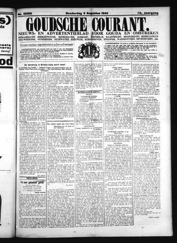 Goudsche Courant 1933-08-03