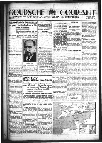 Goudsche Courant 1940-08-12