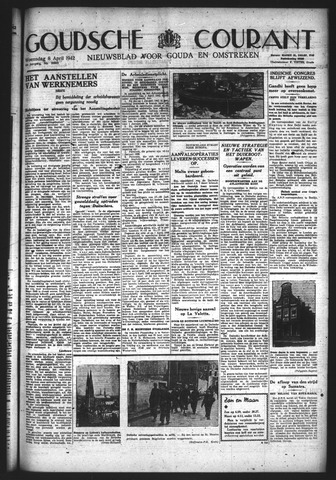 Goudsche Courant 1942-04-08
