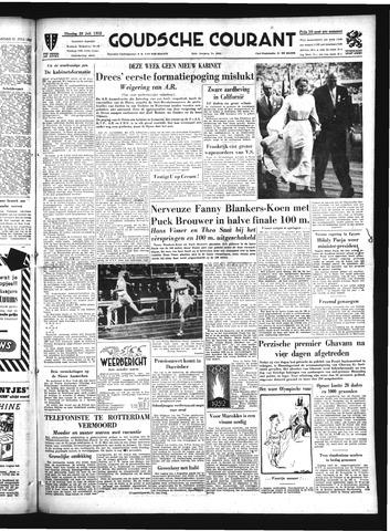 Goudsche Courant 1952-07-22