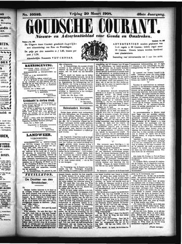 Goudsche Courant 1908-03-20