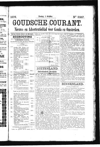 Goudsche Courant 1879-10-05