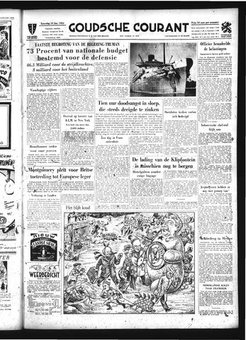 Goudsche Courant 1953-01-10
