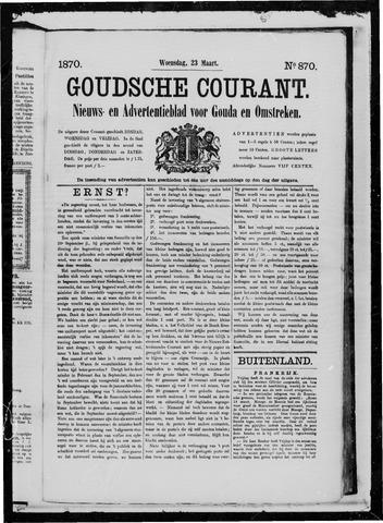 Goudsche Courant 1870-03-23