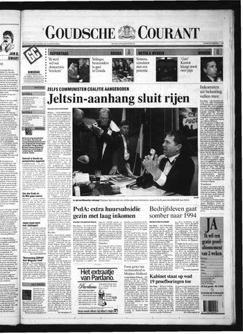 Goudsche Courant 1993-12-14