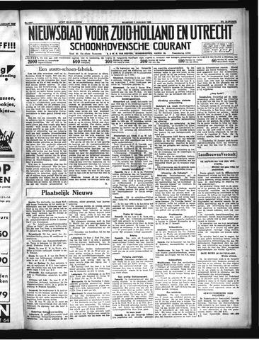 Schoonhovensche Courant 1935-01-07
