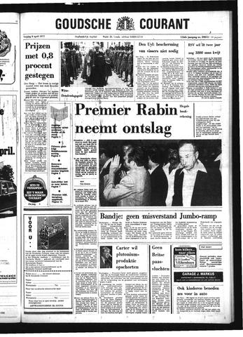 Goudsche Courant 1977-04-08