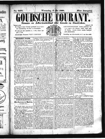 Goudsche Courant 1898-05-11