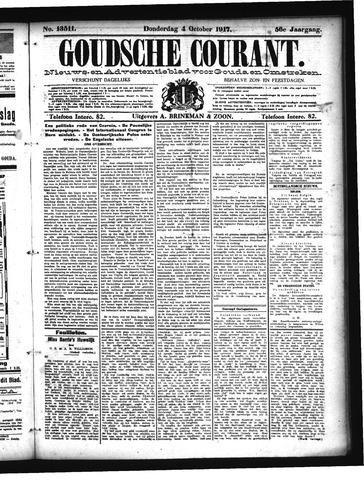 Goudsche Courant 1917-10-04