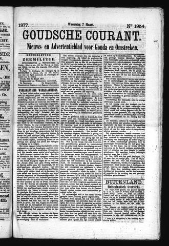 Goudsche Courant 1877-03-07