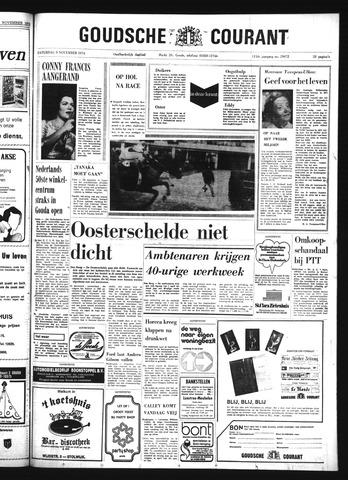 Goudsche Courant 1974-11-09