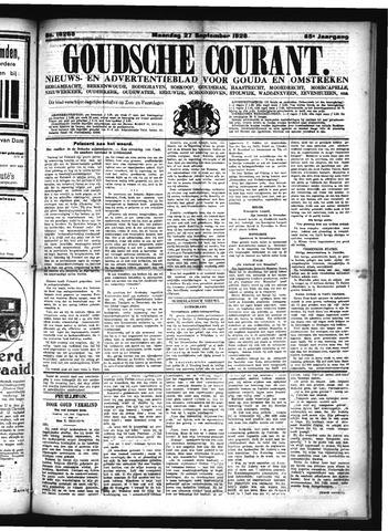 Goudsche Courant 1926-09-27