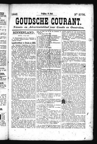 Goudsche Courant 1882-06-09