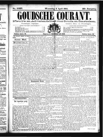 Goudsche Courant 1911-04-05