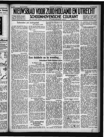 Schoonhovensche Courant 1940-08-05