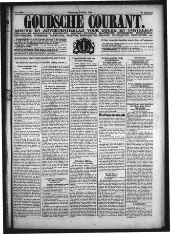 Goudsche Courant 1940-03-27