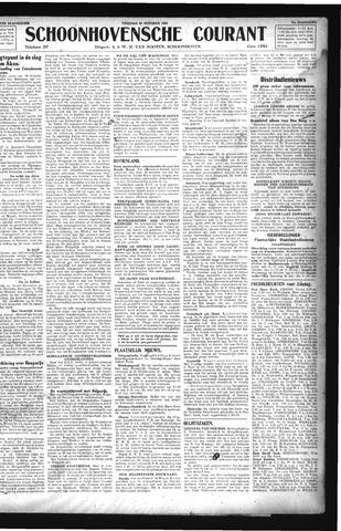 Schoonhovensche Courant 1944-10-20