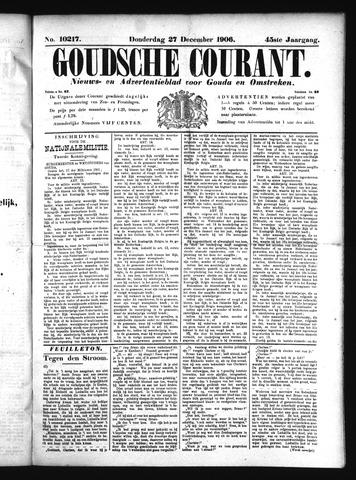Goudsche Courant 1906-12-27