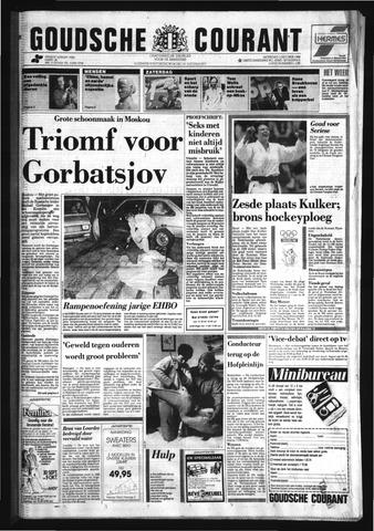 Goudsche Courant 1988-10-01