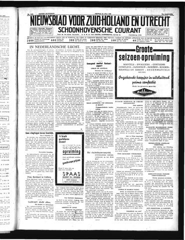 Schoonhovensche Courant 1939-07-21