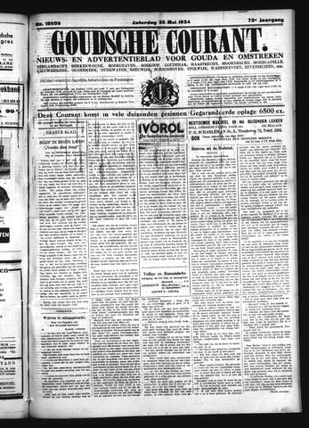 Goudsche Courant 1934-05-26