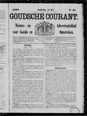 Goudsche Courant 1862-05-29