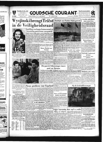 Goudsche Courant 1953-10-14