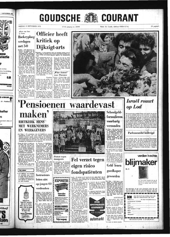 Goudsche Courant 1972-09-08