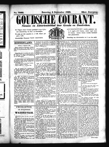 Goudsche Courant 1896-09-05