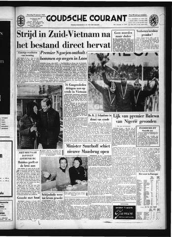 Goudsche Courant 1966-01-24