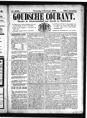 Goudsche Courant 1896-02-05