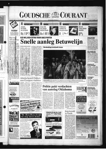 Goudsche Courant 1995-04-22