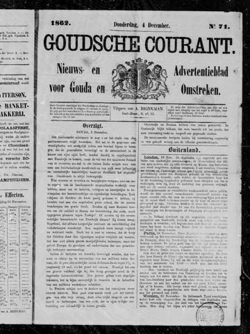 Goudsche Courant 1862-12-04