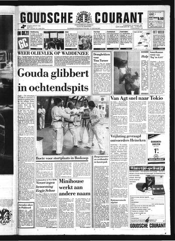 Goudsche Courant 1987-01-22