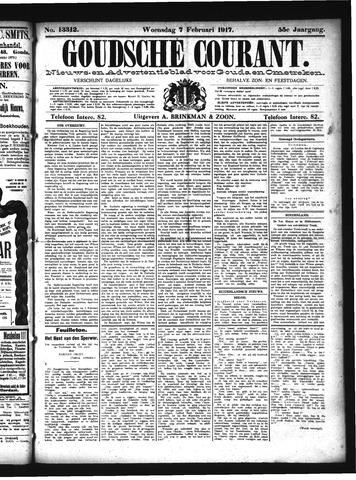 Goudsche Courant 1917-03-07