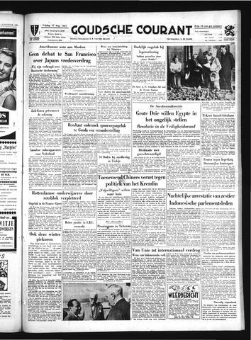 Goudsche Courant 1951-08-17