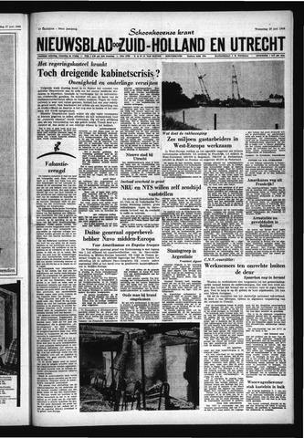 Schoonhovensche Courant 1966-06-29