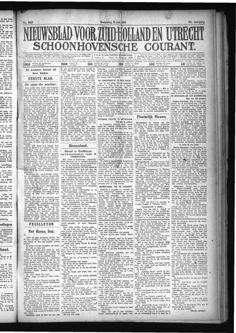 Schoonhovensche Courant 1929-07-31