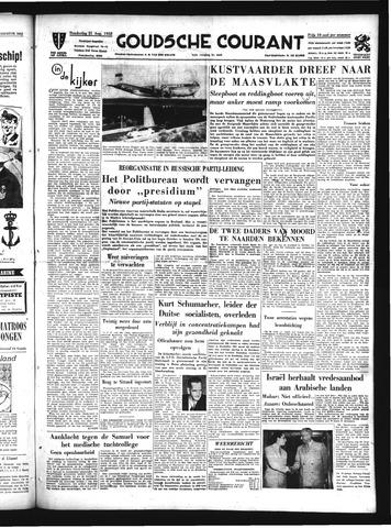 Goudsche Courant 1952-08-21