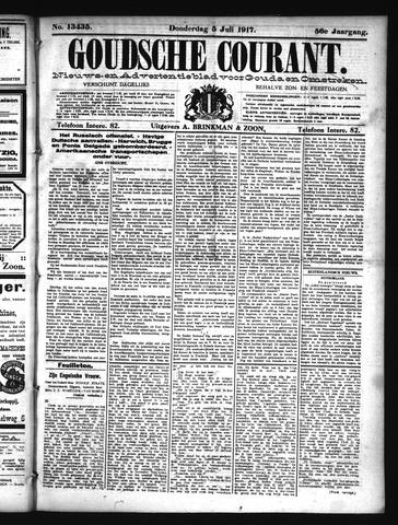 Goudsche Courant 1917-07-05