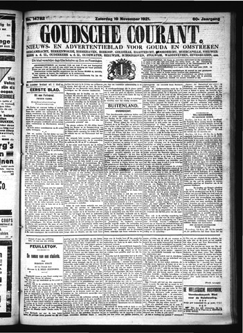 Goudsche Courant 1921-11-19