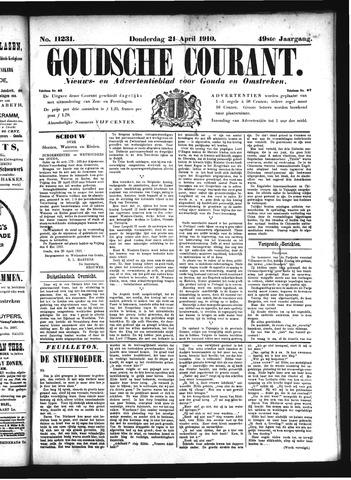 Goudsche Courant 1910-04-21