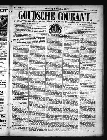 Goudsche Courant 1917-10-08