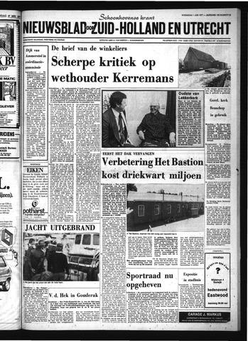 Schoonhovensche Courant 1977-05-30