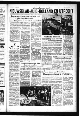 Schoonhovensche Courant 1967-08-02